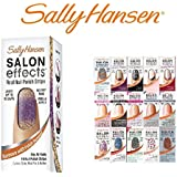 Lot of 10 Sally Hansen Salon Effect Real Nail Polish Strips (French Mixed) All Different Colors No Repeats