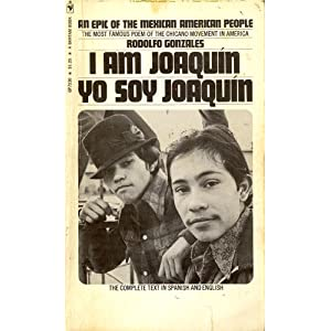 """i am joaquin poem essay This poem, """"i am"""", is an example of the dark, profound poetry that came from his institutionalization when a poet sets to writing a new work, everything must be taken into consideration, including things like punctuation and the effect it will have on the structure and understanding of the poem."""