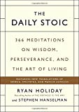 img - for The Daily Stoic: 366 Meditations on Wisdom, Perseverance, and the Art of Living book / textbook / text book