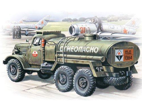 ICM Models ZiL-157 Fuel Truck Building Kit [並行輸入品]
