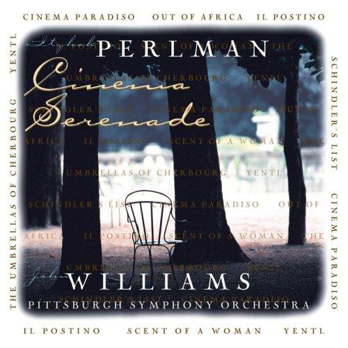 Itzhak Perlman - Cinema Serenade - Zortam Music