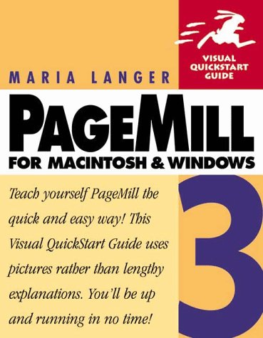 PageMill 3 for Macintosh and  Windows: Visual QuickStart Guide
