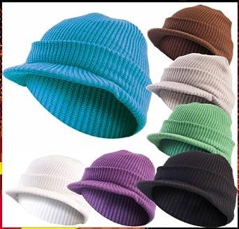 MasterDis Beanie Street Mütze Grau
