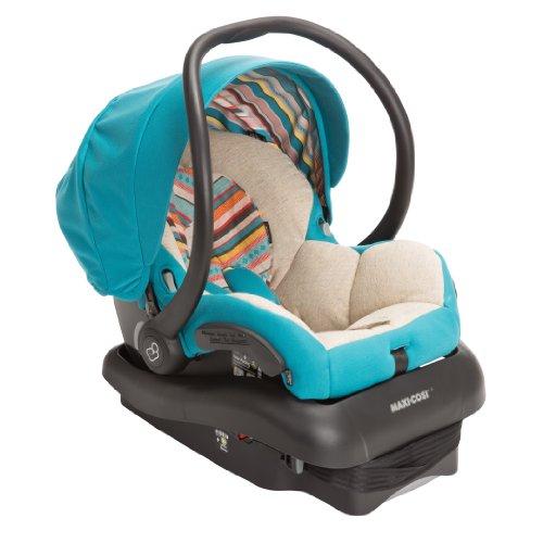 Maxi-Cosi Mico AP Infant Car Seat, Bohemian Blue, 0-12 Months