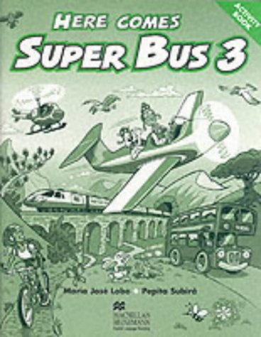 Here Comes Superbus: 3