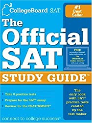 The Official SAT Study Guide: For the New SAT by The College Board