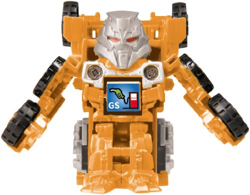 Transformers BeCool B18 Tanker - 1