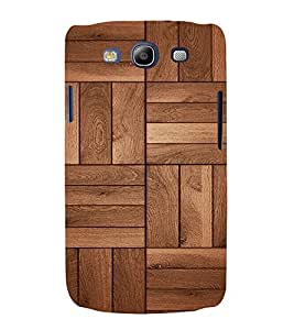 Beautiful Wood Design 3D Hard Polycarbonate Designer Back Case Cover for Samsung Galaxy S3 :: Samsung Galaxy S3 i9300
