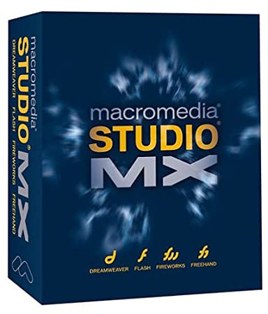Macromedia Studio MX-Mac Upgrade from 1 Macromedia product
