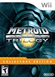 echange, troc Metroid Prime: Trilogy (Nintendo Wii) [import anglais]