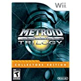 Metroid Prime Trilogy Collector's Editionby Nintendo