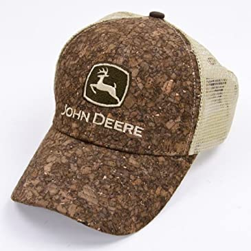 John Deere Cork Hat