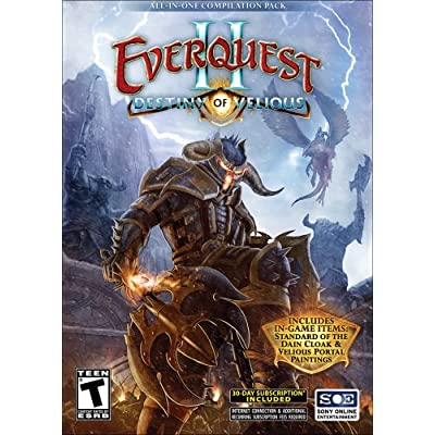 The Best games for cheap: EverQuest II: Destiny of Velious