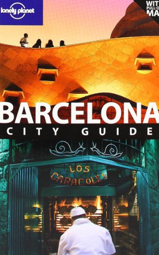 Lonely Planet Barcelona front-893451