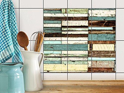fliesen dekor klebe sticker aufkleber folie. Black Bedroom Furniture Sets. Home Design Ideas