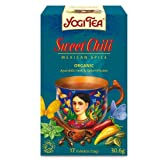 Yogi Tea Sweet Chili Mexican Spice 17bag (Pack of 6)