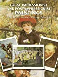 Great Impressionist and Post-Impressionist Paintings: 24 Cards From The Art Institute of Chicago Collection (Card Books) (0486246167) by Art Institute of Chicago