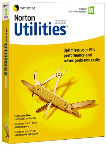 Norton Utilities 2002