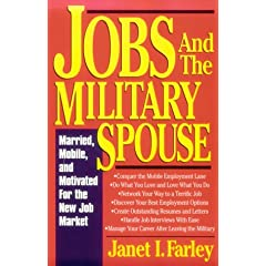 Jobs and the Military Spouse: Married, Mobile and Motivated for the New Job Market