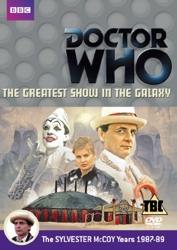 Doctor Who - The Greatest Show in the Galaxy [DVD]