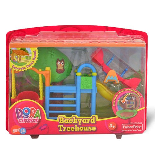Dora's Backyard Playset -  Dora the Explorer Talking House - Buy Dora's Backyard Playset -  Dora the Explorer Talking House - Purchase Dora's Backyard Playset -  Dora the Explorer Talking House (Fisher-Price, Toys & Games,Categories,Dolls,Playsets,Fashion Doll Playsets)