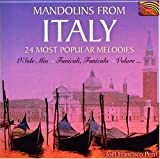 echange, troc Joel Francisco Perri - Mandolins From Italy - 24 Most Popular Songs