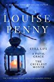 img - for By Louise Penny Louise Penny Boxed Set (1-3): Still Life, A Fatal Grace, The Cruelest Month (Chief Inspector Gamach (Box) book / textbook / text book