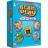 Scholastic Brain Play 1st - 3rd Grade Compilation; 1st Edition [Old Version]