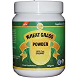 Food 4 You Wheat Grass Powder 100 Gms (Organic)