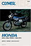 img - for Clymer: Honda 250-350cc Twins, 1964-1974: Service, Repair, Performance book / textbook / text book