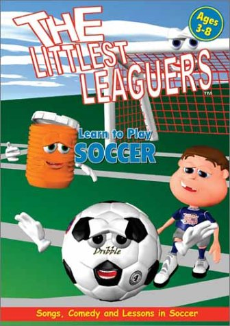 Littlest Leaguers: Learn to Play Soccer [DVD] [Import]
