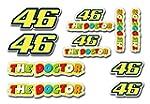 Valentino Rossi 46 THE DOCTOR Small S...