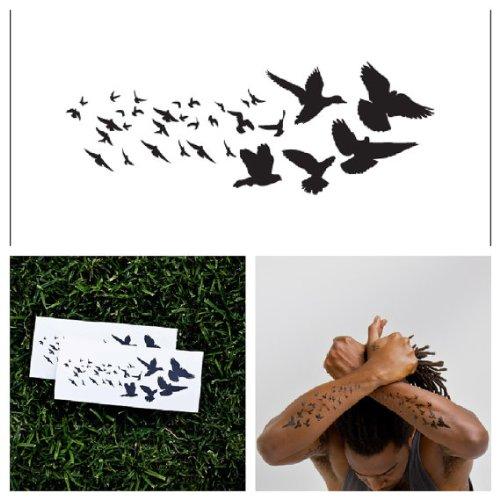 tattify-tatouages-temporaires-vol-e-doiseaux-windsong-set-de-2