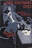 Lord Edgware Dies (Poirot Facsimile Edition) (0007240228) by Agatha Christie