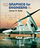 img - for Graphics for Engineers with AutoCAD(R) Release 14 and 2000 book / textbook / text book
