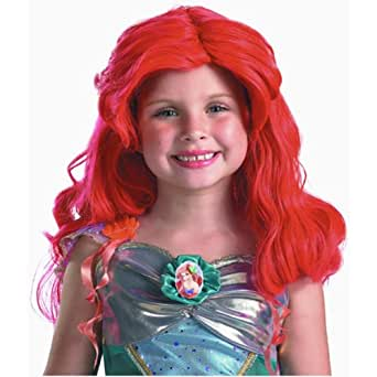 Ariel Wig,One Size Child