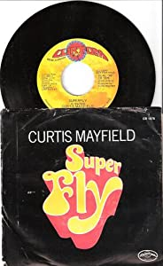 Curtis Mayfield Superfly Amazon Com Music