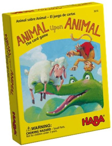 Animal Upon Animal (Card Game)