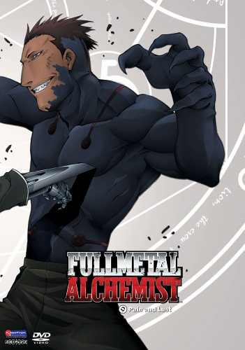 Fullmetal Alchemist Vol.9 - Pain And Lust [DVD] [Region 1] [US Import] [NTSC]