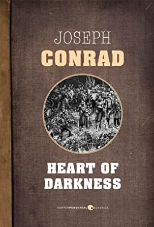 a literary analysis of joseph conrads heart of darkness Jane eyre 'joseph conrad, heart of darkness lames joyce, calypso 'christina rossetti, goblin market virginia woolf, mrs dalloway assignment: in the close reading paper, you selected a short passage and interpreted it in this final paper you will do a critical literary analysis of a text as a whole.