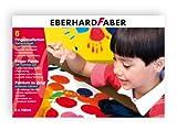 Eberhard Faber 578806 - Fingerfarbe 100 ml in Schachtel 6er von Eberhard Faber