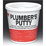 Stainless Plumbers Putty, 14 oz