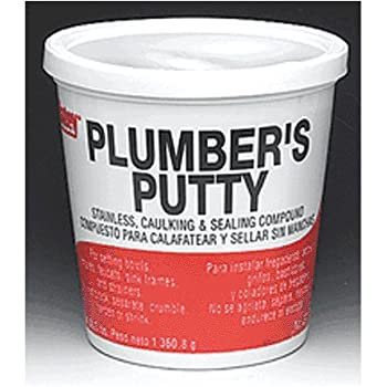 Set A Shopping Price Drop Alert For Stainless Plumber's Putty, 14 oz