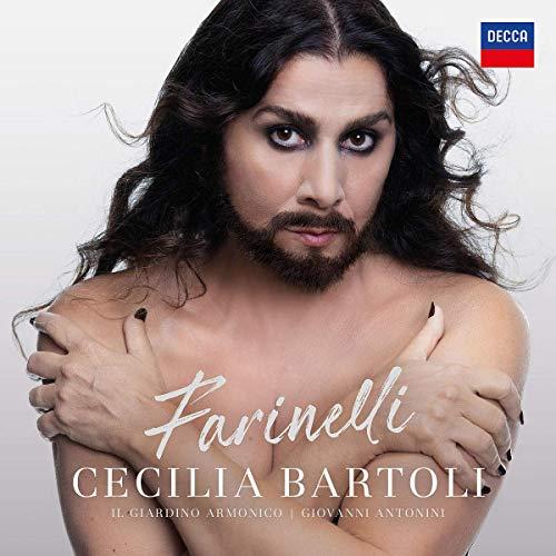 CD : BARTOLI / ARMONICO / ANTONINI - Farinelli