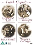 The Frank Capra Collection: It's A Wonderful Life / Mr. Smith Goes To Washington / You Can't Take It With You / It Happened One Night [DVD]