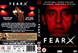 Fear X packshot