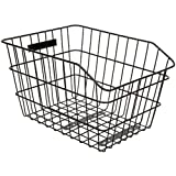 Sunlite Rack Top Wire Basket - Black