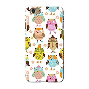 ArtzFolio Pretty Birds : Apple iPhone 7 Matte Polycarbonate ORIGINAL BRANDED Mobile Cell Phone Protective BACK CASE COVER Protector : BEST DESIGNER Hard Shockproof Scratch-Proof Accessories : Birds, Kids