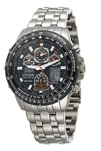 [シチズン] Citizen 腕時計 Skyhawk A-T スカイホークA-T 日本製クォーツ JY0010-50E メンズ 【並行輸入品】