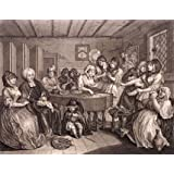 The Funeral, by William Hogarth (Print On Demand)